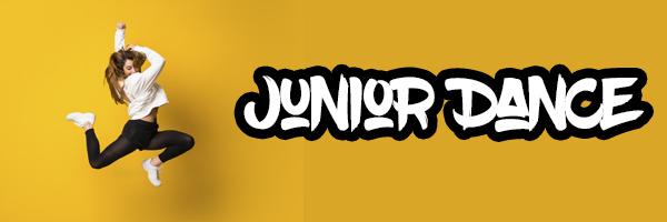 Prueba tu clase gratuita de Junior Dance