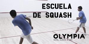 escuela de squash
