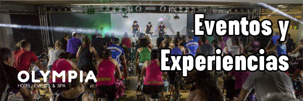 eventos y experiencias