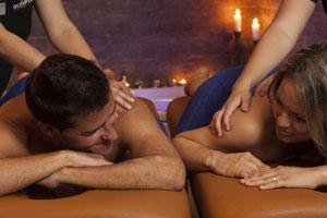 masaje en pareja Valencia
