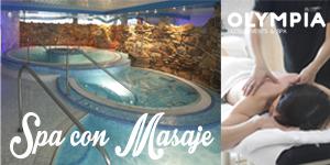 spa con masaje valencia