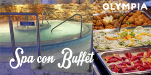 spa con buffet
